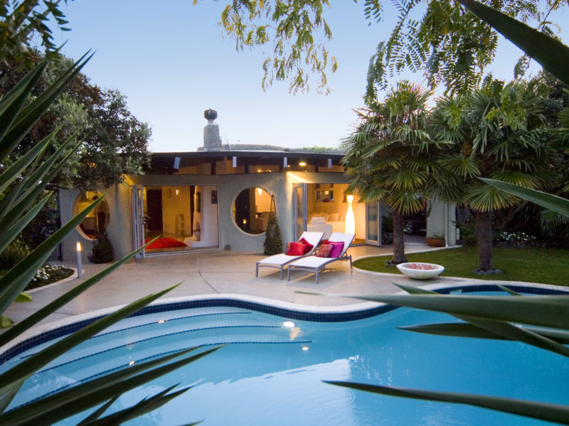 Concrete swimming pools pace pools auckland nz for Pool design auckland